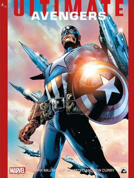 Ultimate Avengers (Dark Dragon) 4 Deel 4