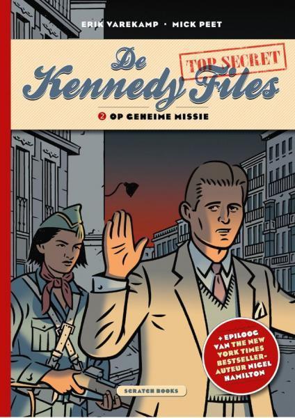 De Kennedy files 2 Op geheime missie