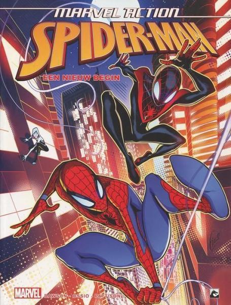 Marvel Action Spider-Man 1 Een nieuw begin