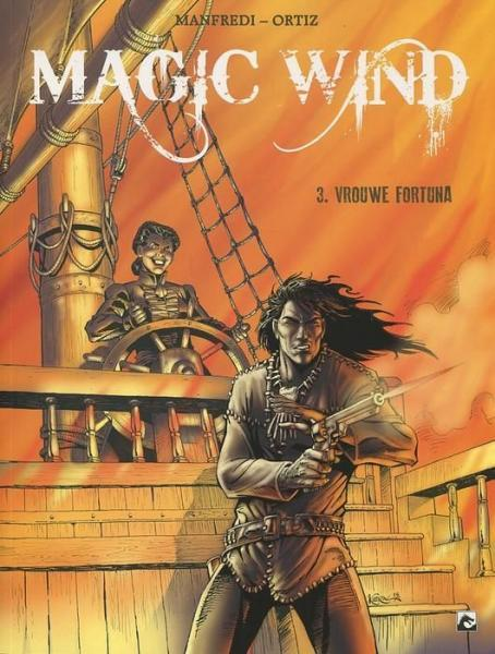 Magic wind 3 Vrouwe Fortuna