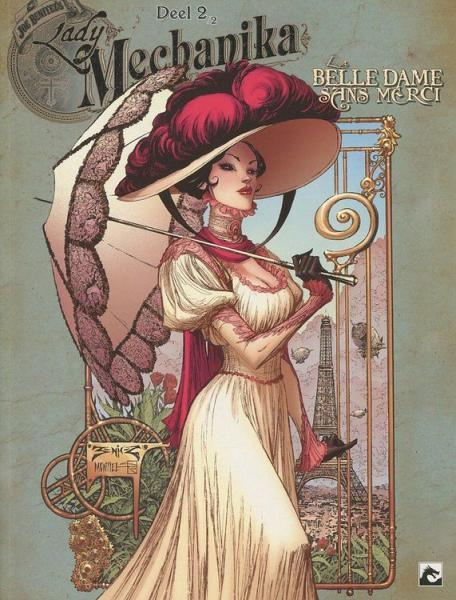 Lady Mechanika: La belle dame sans merci 2 Deel 2