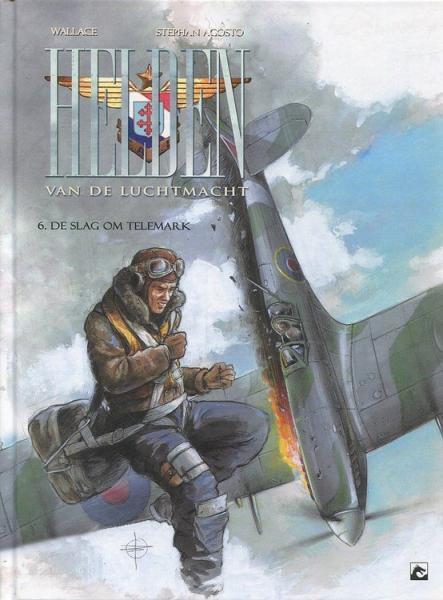 Helden van de luchtmacht 6 De slag om Telemark