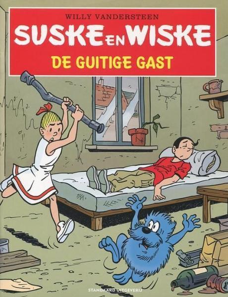 Suske en Wiske in het kort 9 De guitige gast