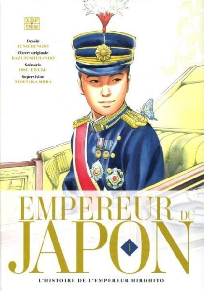 Empereur du Japon 1 Tome 1