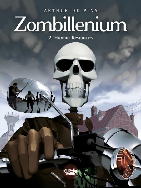 Zombillenium 2 Human Resources