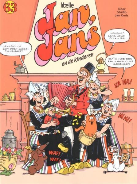 Jan, Jans en de kinderen 63 Deel 63