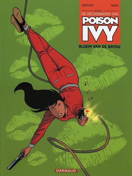Poison Ivy 1 Bloem van de Bayou
