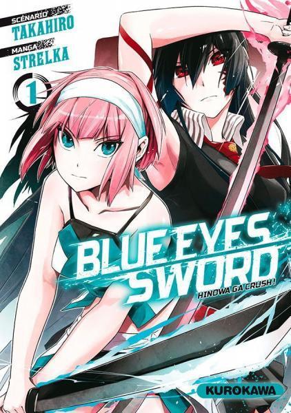Blue Eyes Sword 1 Tome 1