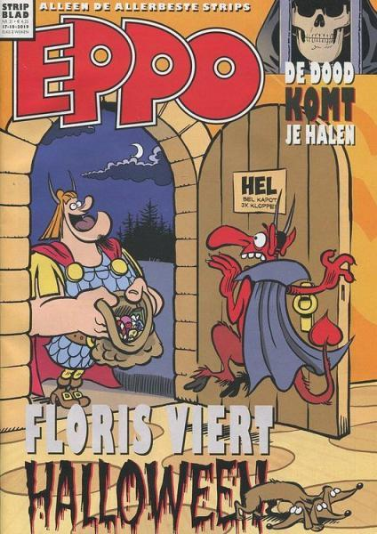 Eppo - Stripblad 2019 (Jaargang 11) 21 Nummer 21