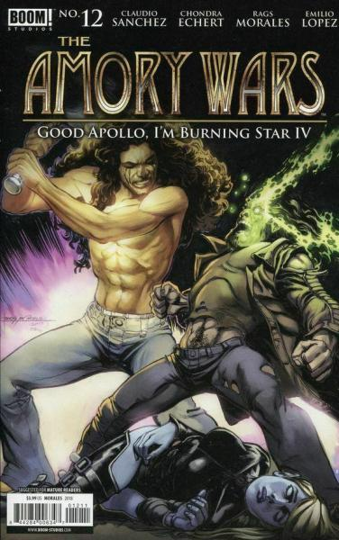 Amory Wars: Good Apollo, I'm a Burning Star IV 12 Issue #12