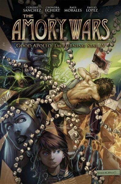 Amory Wars: Good Apollo, I'm a Burning Star IV INT 1 Volume 1