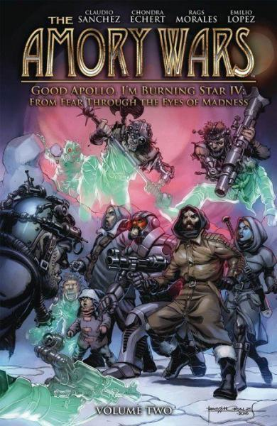 Amory Wars: Good Apollo, I'm a Burning Star IV INT 2 Volume 2