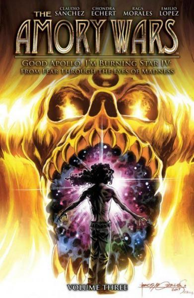 Amory Wars: Good Apollo, I'm a Burning Star IV INT 3 Volume 3