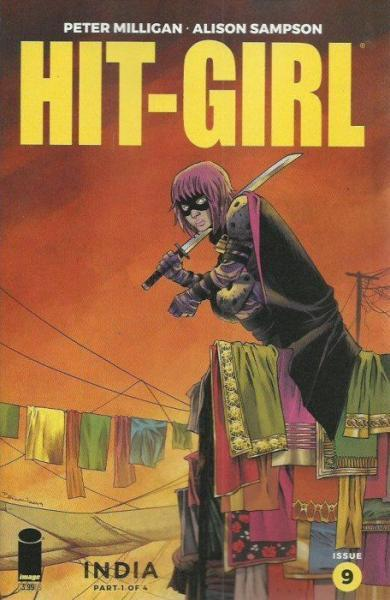 Hit-Girl Season Two 9 India, Part 1