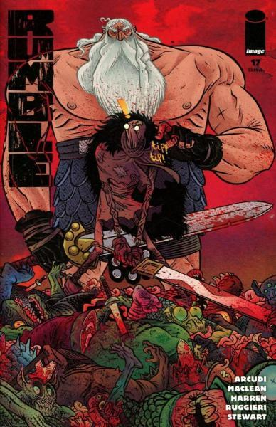 Rumble A17 Issue #17