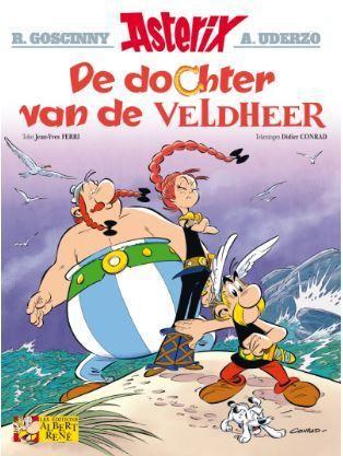 Asterix 38 De dochter van de veldheer