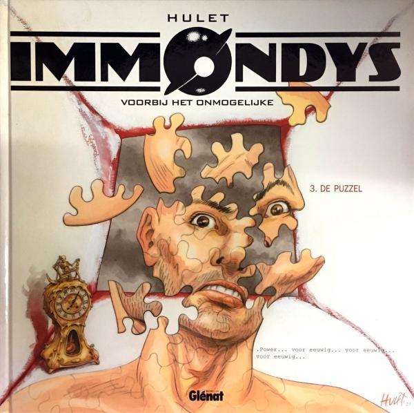 Immondys 3 De puzzel