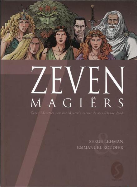 Zeven 17 Zeven magiërs
