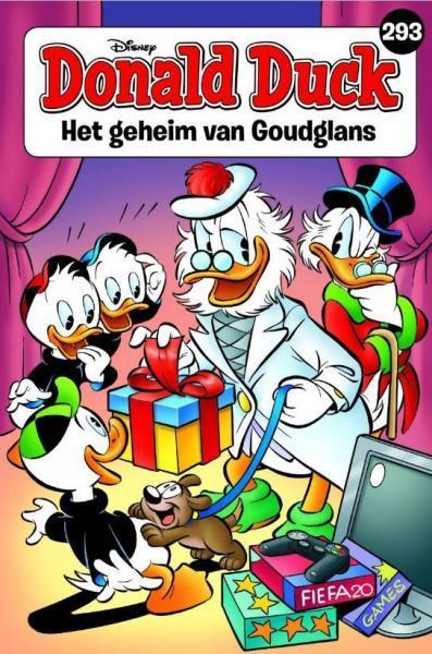 Donald Duck pocket (3e reeks) 293 Het geheim van Goudglans