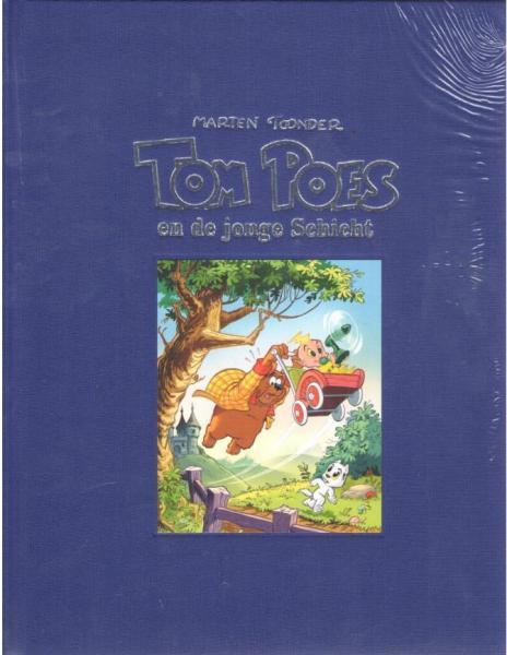 Tom Poes (Cliché) 8 Tom Poes en de jonge schicht
