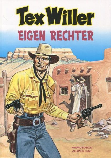 Tex Willer (Classics Hum!) 12 Eigen rechter