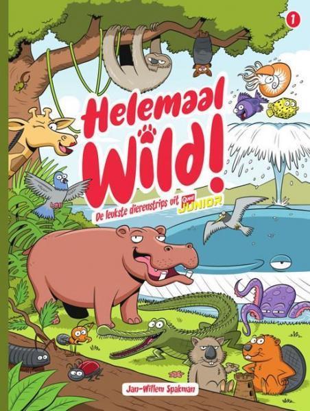 Helemaal wild! 1 Deel 1