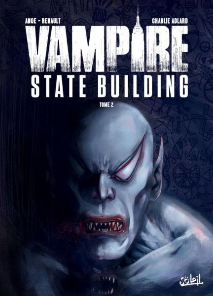 Vampire state building 2 Tome 2