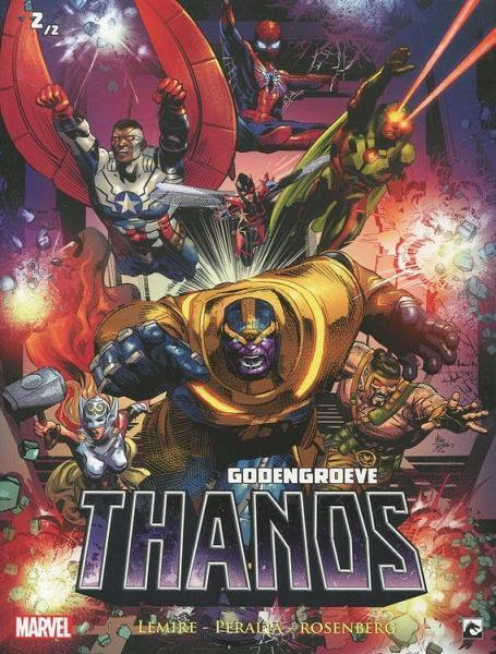 Thanos (Dark Dragon) 4 Godengroeve, deel 2
