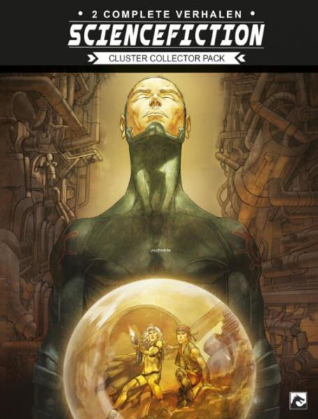 Science Fiction (Cluster collector pack) 1 Sciencefiction