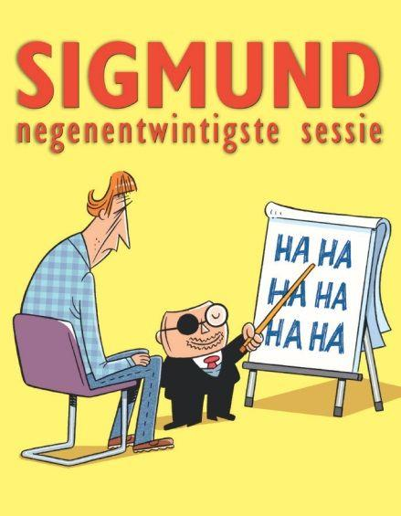 Sigmund 29 Negenentwintigste sessie