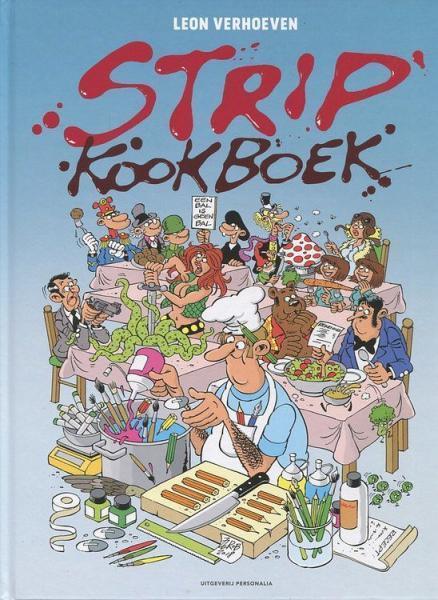 Stripkookboek 1 Stripkookboek