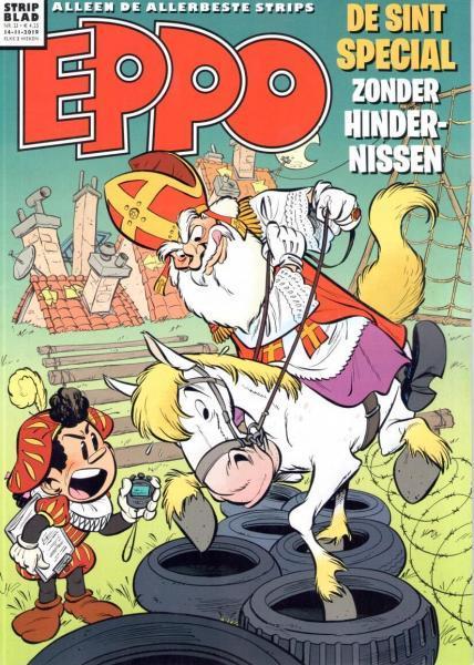 Eppo - Stripblad 2019 (Jaargang 11) 23 Nummer 23