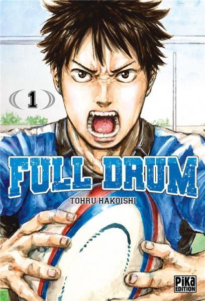 Full Drum 1 Tome 1