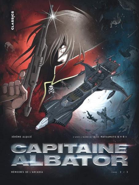 Capitaine Albator - Mémoires de l'Arcadia 2 Les ténèbres abyssales de l'âme
