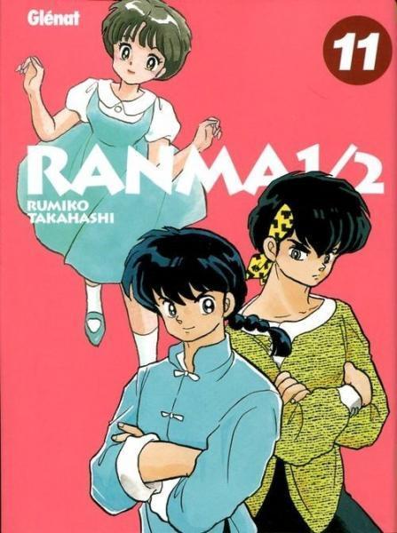Ranma 1/2 (Glenat) INT 11 Volume 11