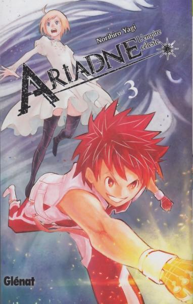 Ariadne - L'empire Céleste 3 Tome 3
