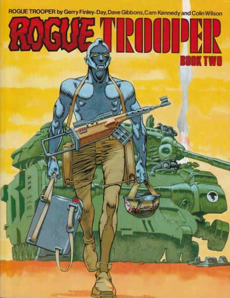 Rogue Trooper (Titan) 2 Book Two