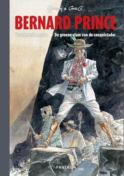 Bernard Prince INT *4 Deel 4