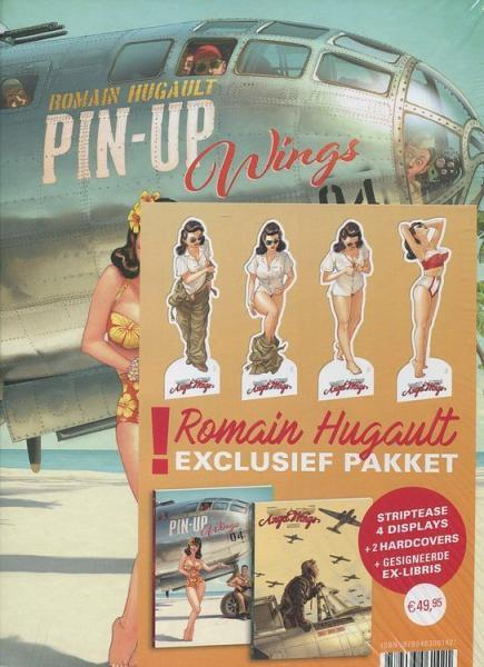 Angel Wings 3 Bestemming Broadway/Pin-Up Wings 4