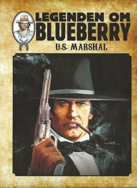 Marshal Blueberry INT 1 U.S. Marshal