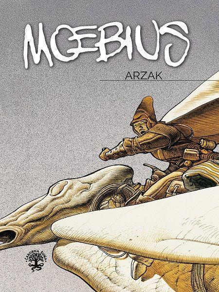De verzamelde werken van Moebius 7 Arzak