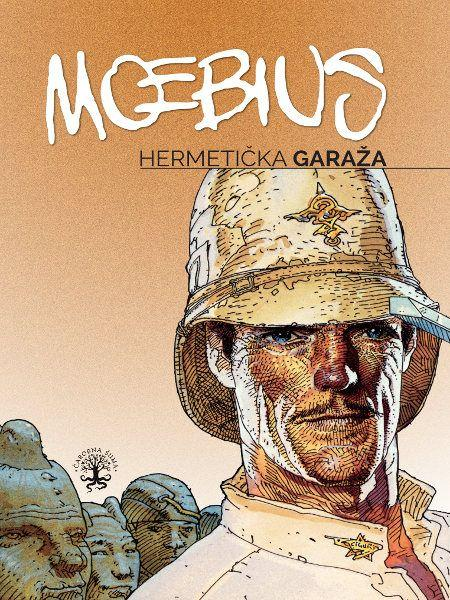 De verzamelde werken van Moebius 1 Hermetička garaža