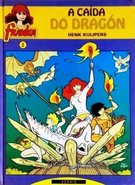 Franka (Spaanse uitgaven) 2 A caída do dragón