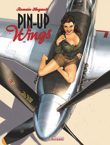 Pin-Up Wings (Scream) 1 Pin-Up Wings - wydanie limitowane