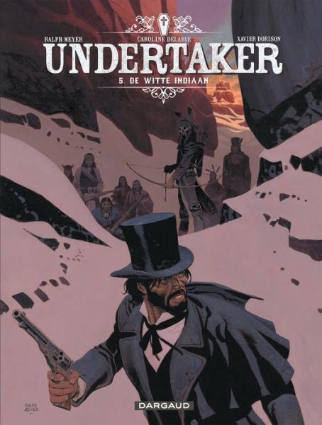 Undertaker 5 De witte indiaan