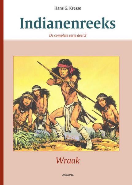 De indianenreeks INT 2 Wraak