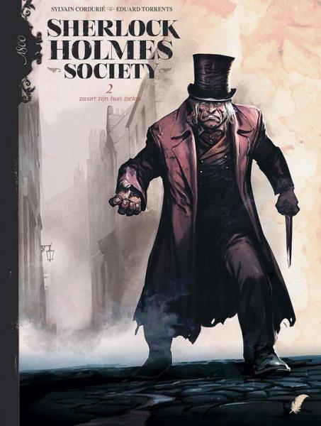 Sherlock Holmes - Society 2 Zwart zijn hun zielen