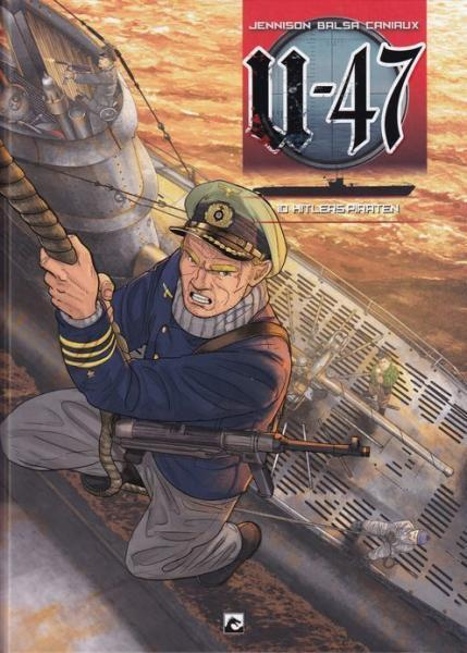 U.47 10 Hitlers piraten