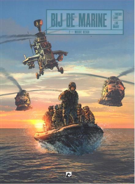 Bij de marine 2 Missie Resco
