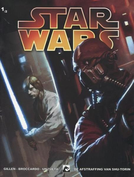 Star Wars (2 - Dark Dragon Books) 25 De straf voor Shu-Torun, deel 1